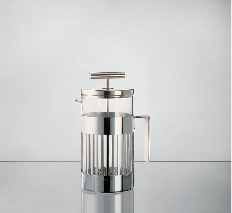 Alessi Cafetiere Groot Aldo Rossi