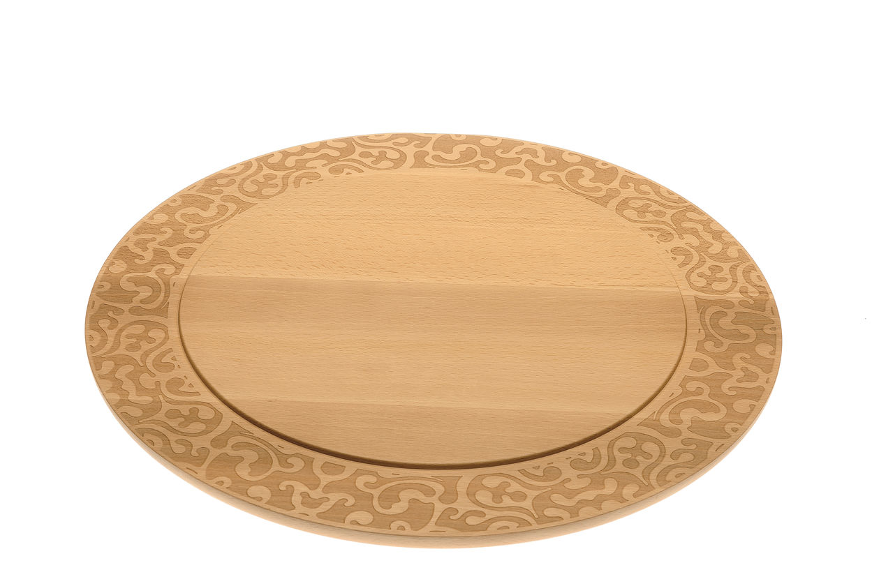 Alessi DRESSED INWOOD,CHEESE BOARD