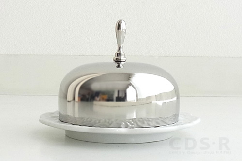 Alessi DRESSED, BUTTER DISH
