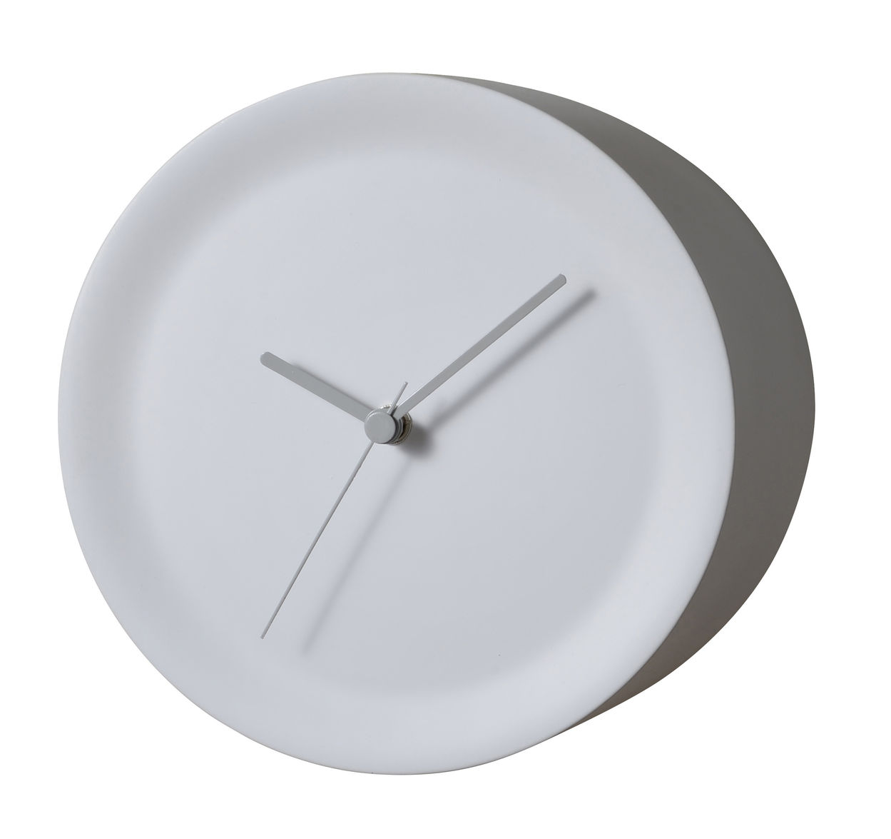 ORA OUT,EDGE MOUNTED CLOCK W