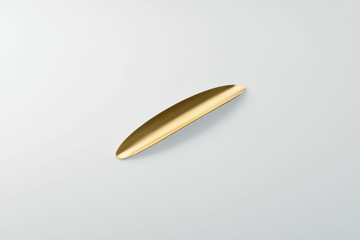 Alessi ELLIPSE,CONTAIN ST.STEEL/GOLD