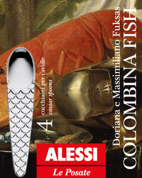 Alessi Caviarspoon Colombina