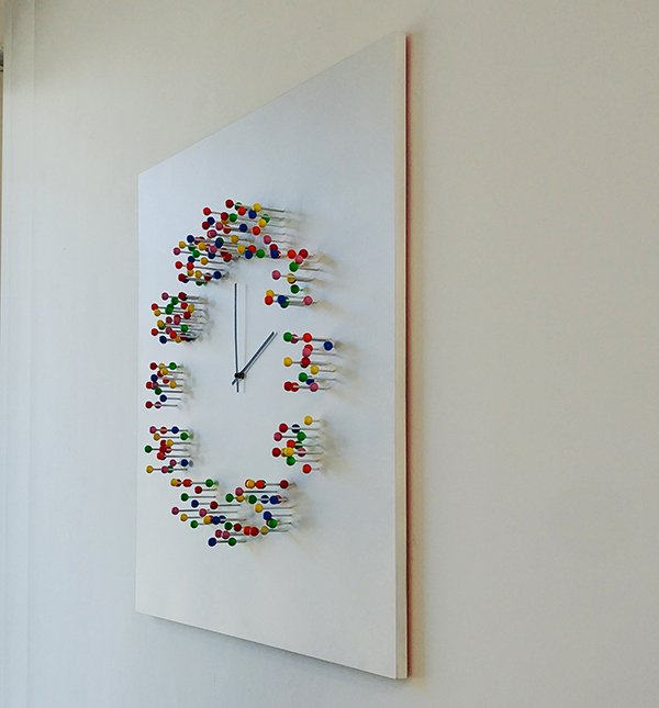 DiscoDip Wall Clock