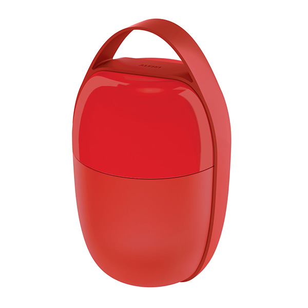 Alessi Lunch-Pot Rood