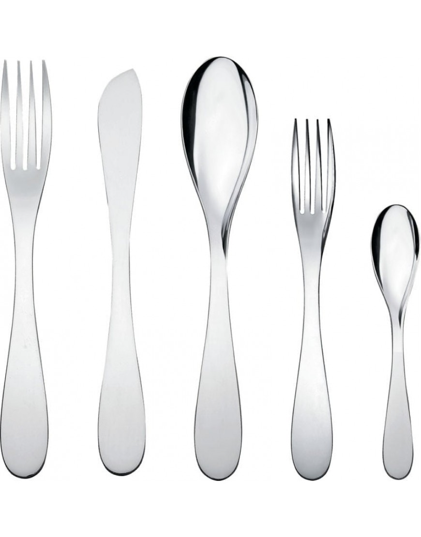 Alessi Eat.It bestek set