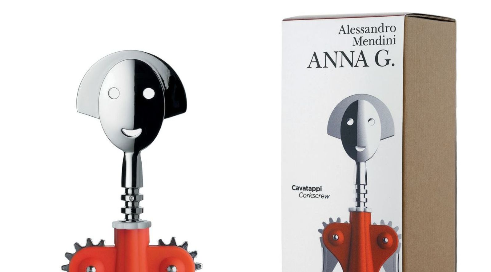 Alessi Anna Red