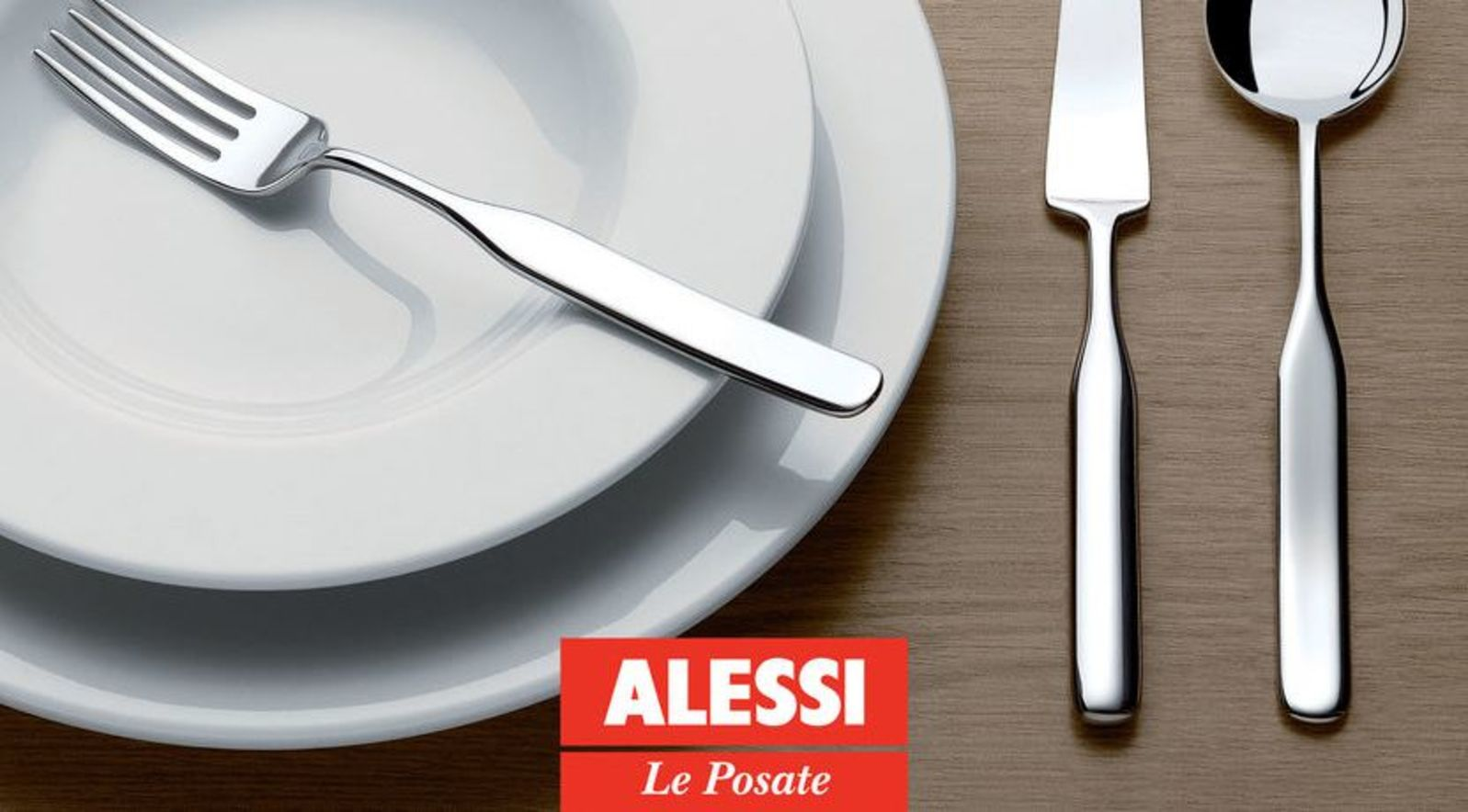 Alessi COLLO-ALTO,24PCS CUTLERY SET