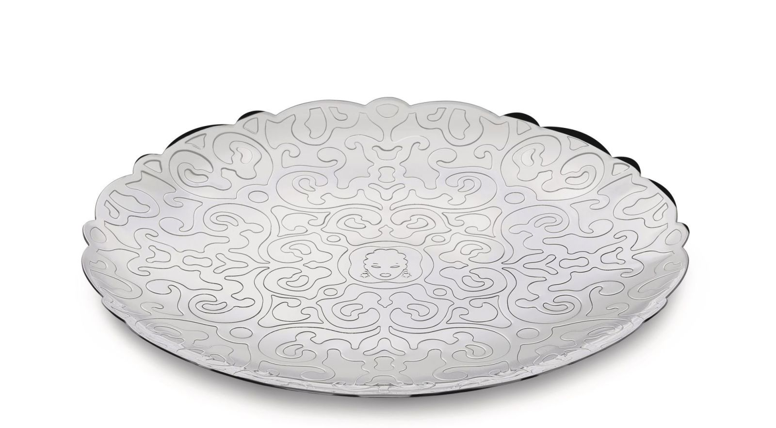 Alessi DRESSED,ROUND TRAY SMALL