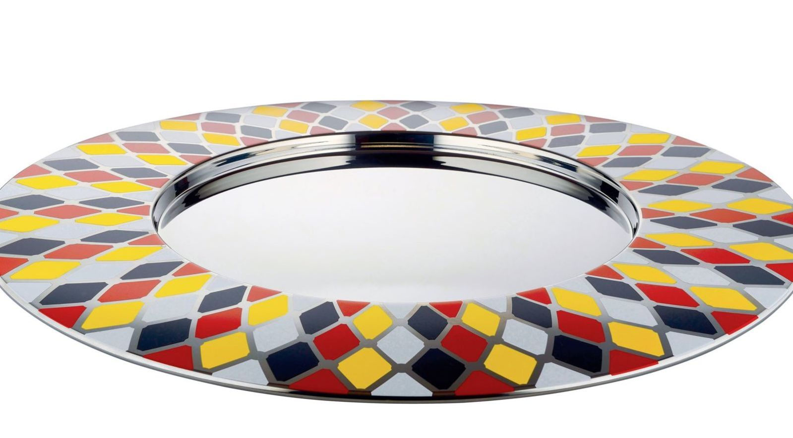 Alessi CIRCUS,ROUND TRAY