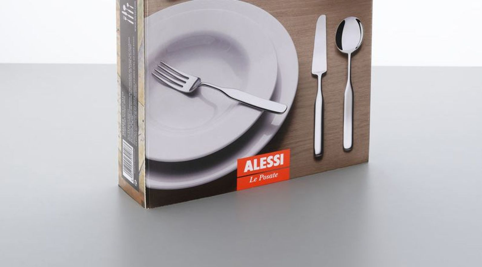 Alessi COLLO-ALTO,5 P.CUTLERY SET