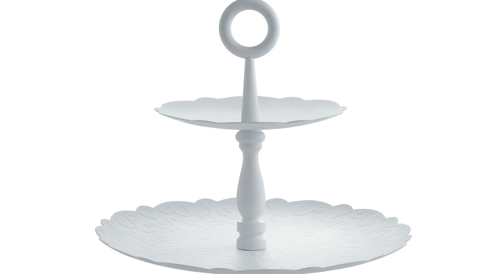 Alessi DRESSED X-MAS,TWO-DISH STAND W