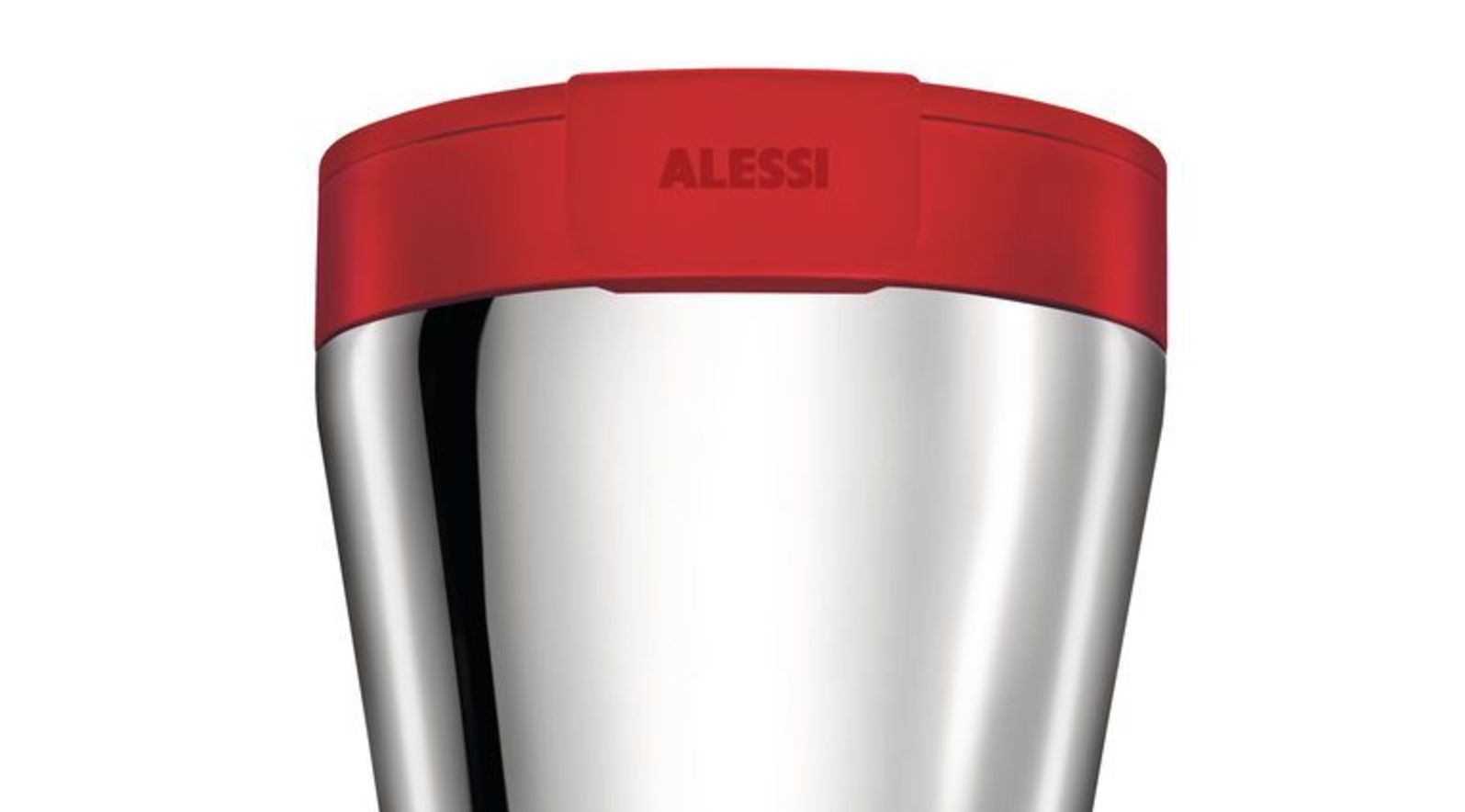 Alessi Caffa Rood Thermos Beker